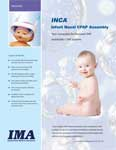 INCA Infant Nasal CPAP Assembly