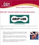 GRIPLOK Universal Catheter Tubing Securement Products